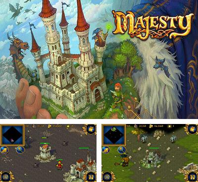 In addition to the game Majesty: The Northern Expansion for Android phones and tablets, you can also download Majesty for free.