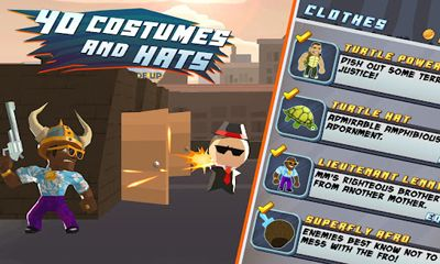 Download Major Mayhem Android free game.
