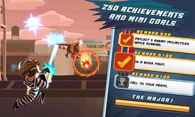 Major Mayhem für Android spielen. Spiel Major Mayhem kostenloser Download.