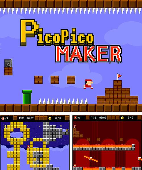 Make action! PicoPico maker