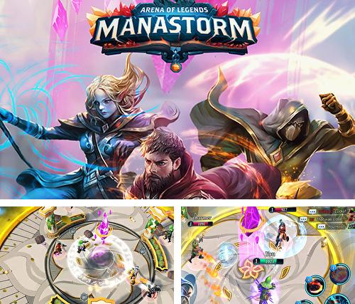 Manastorm: Arena of legends