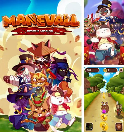 Maneval: Rescue mission