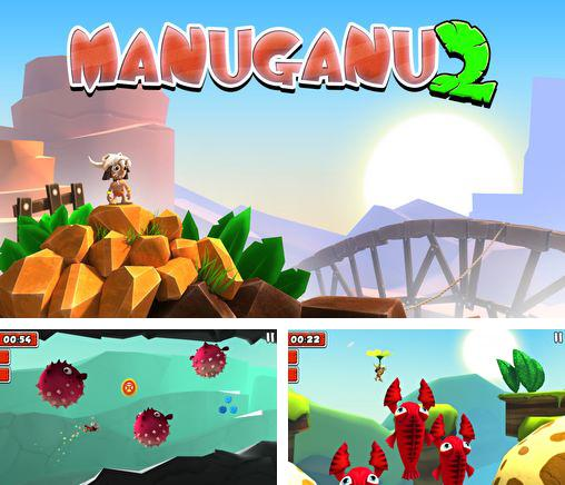 In addition to the game Swordigo for Android phones and tablets, you can also download Manuganu 2 for free.