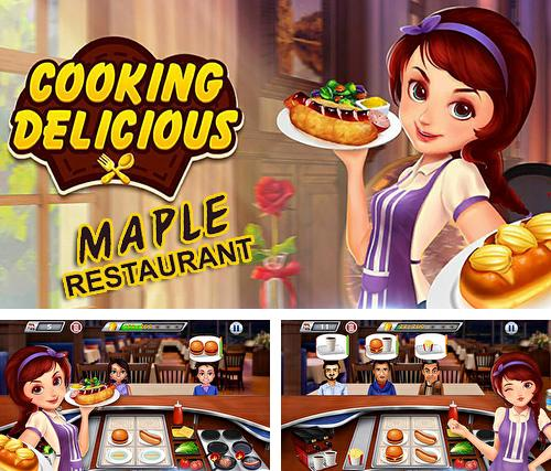 Maple restaurant: A fun cooking delicious chef game