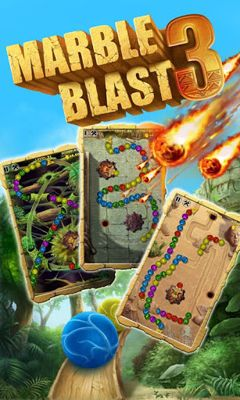 Marble Blast 3 poster