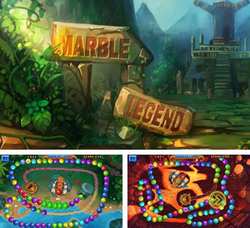 In addition to the game Zuma Factory for Android phones and tablets, you can also download Marble legend for free.