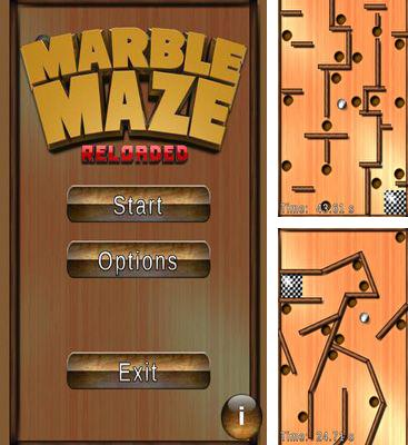 Marble Maze. Reloaded