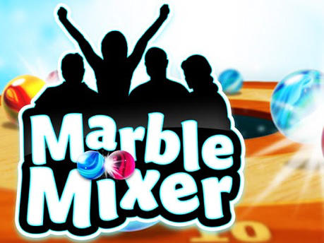 Marble mixer poster