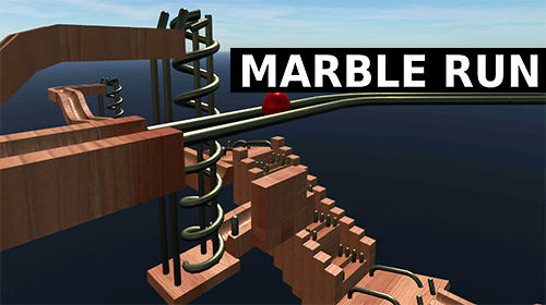 Marble run poster