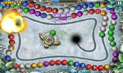 Monster marble blast 2 screenshot 1