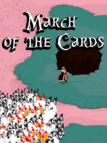 March of the cards