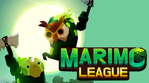Marimo league: Be almighty and watch combats