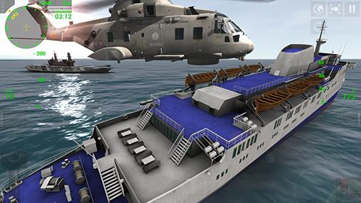 Гра Marina militare: It Navy sim на Android - повна версія.