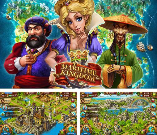 In addition to the game Build a kingdom for Android phones and tablets, you can also download Maritime kingdom for free.