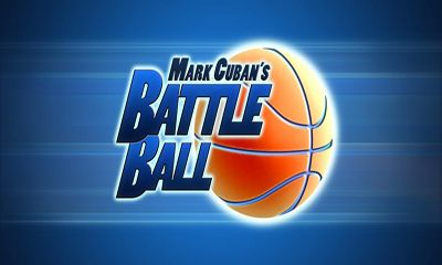 Mark Cuban's BattleBall Online poster
