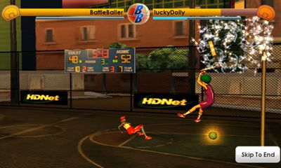 Mark Cuban's BattleBall Online screenshot 1