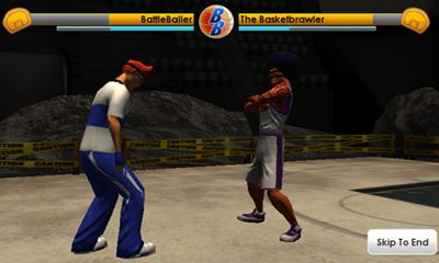 Mark Cuban's BattleBall Online screenshot 2