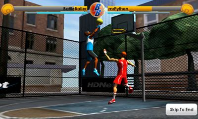 Mark Cuban's BattleBall Online screenshot 3