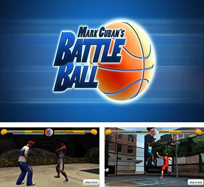 In addition to the game Streetball for Android phones and tablets, you can also download Mark Cuban's BattleBall Online for free.