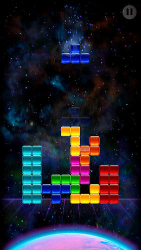 Mars effect: The block puzzle screenshot 1