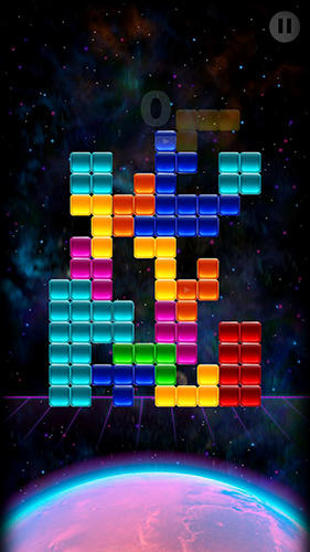 Mars effect: The block puzzle screenshot 2