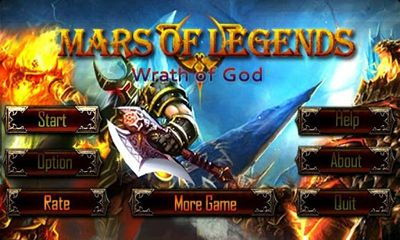 Mars of Legends