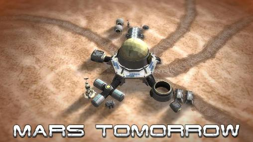 Mars tomorrow poster