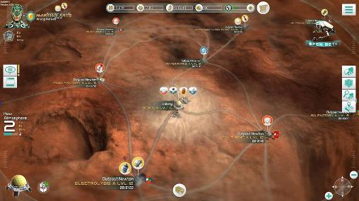 Download Mars tomorrow Android free game.