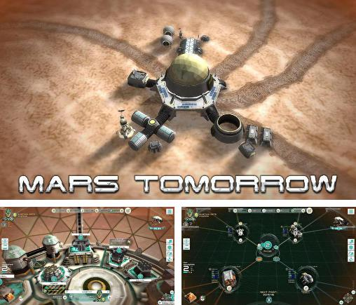 In addition to the game Prison architect for Android phones and tablets, you can also download Mars tomorrow for free.