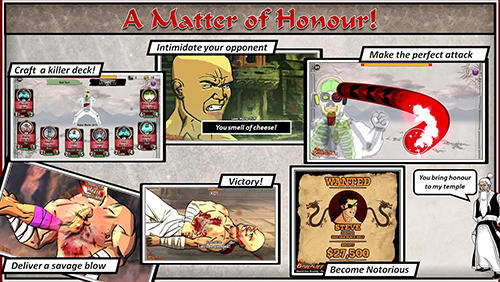 Kostenloses Android-Game Martial arts Brutality. Vollversion der Android-apk-App Hirschjäger: Die Martial arts brutality für Tablets und Telefone.