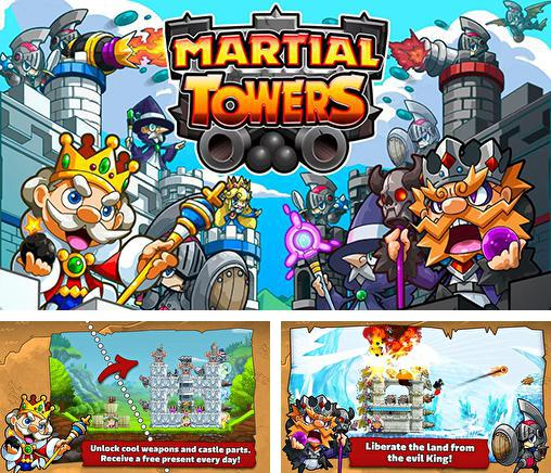 In addition to the game Martial towers for Android, you can download other free Android games for Highscreen Pure F.