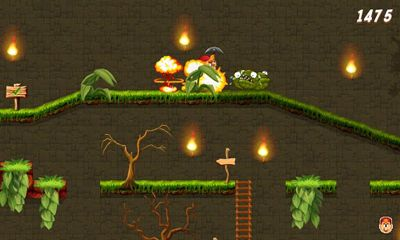 Download Marv The Miner 3: The Way Back Android free game.
