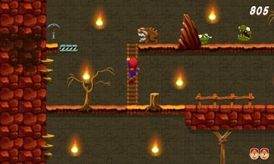 Get full version of Android apk app Marv The Miner 3: The Way Back for tablet and phone.