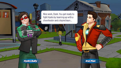 Marvel: Avengers academy for Android - Download APK free