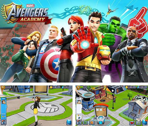 The Avengers  Iron Man: Mark 7 for Android - Download APK free