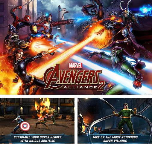 In addition to the game Thor 2: the dark world v 1.0.9 for Android phones and tablets, you can also download Marvel: Avengers alliance 2 for free.