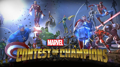 Marvel: Contest of champions обложка