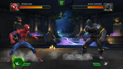Marvel: Contest of champions скриншот 2