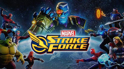 Marvel strike force обложка