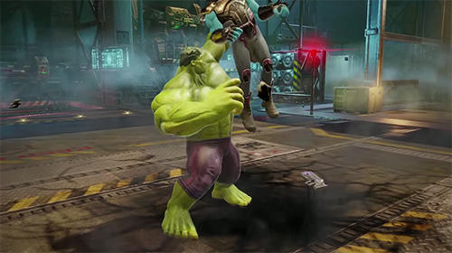 Kostenloses Android-Game Marvel Strike Force. Vollversion der Android-apk-App Hirschjäger: Die Marvel strike force für Tablets und Telefone.