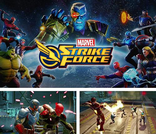 Marvel: Mighty heroes for Android - Download APK free
