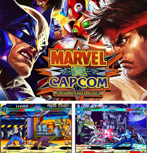 Alem do jogo A Lutador de Rua IV para telefones e tablets Android, voce tambem pode baixar Marvel contra Capcom: Confronto de super-heróis, Marvel vs. Capcom: Clash of super heroes gratuitamente.