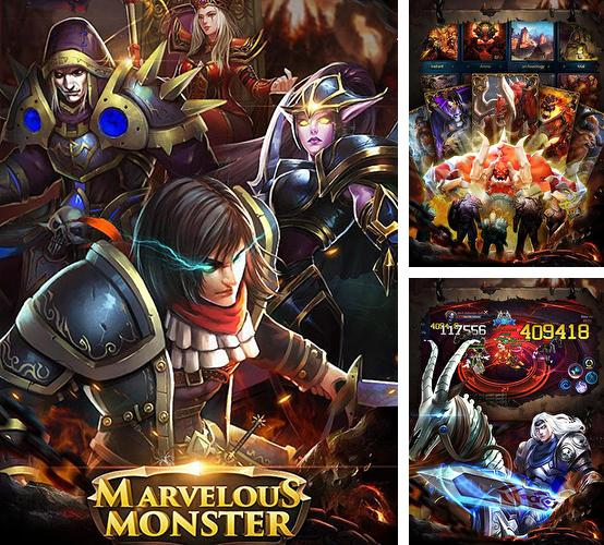 In addition to the game Unknown heroes for Android phones and tablets, you can also download Marvelous monster: Great war for free.