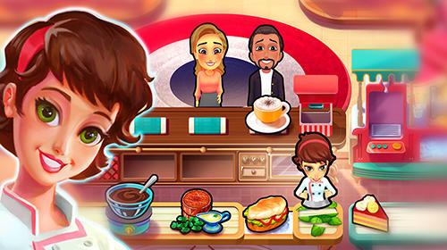 Screenshots do Mary le chef: Cooking passion - Perigoso para tablet e celular Android.