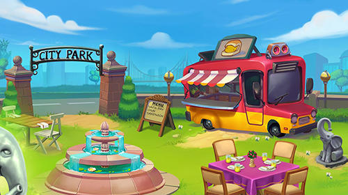 Screenshots von Masala madness: Cooking game für Android-Tablet, Smartphone.