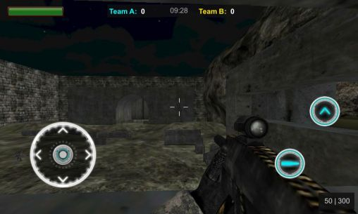 Screenshots von Masked shooters für Android-Tablet, Smartphone.