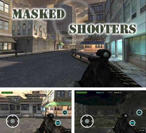 In addition to the game Critical Missions SWAT for Android phones and tablets, you can also download Masked shooters for free.