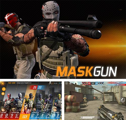 In addition to the game Planetstorm: Fallen horizon for Android phones and tablets, you can also download Maskgun: Multiplayer FPS for free.