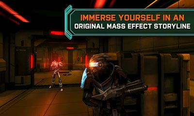 Mass Effect Infiltrator screenshot 2