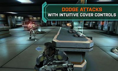 Mass Effect Infiltrator screenshot 4